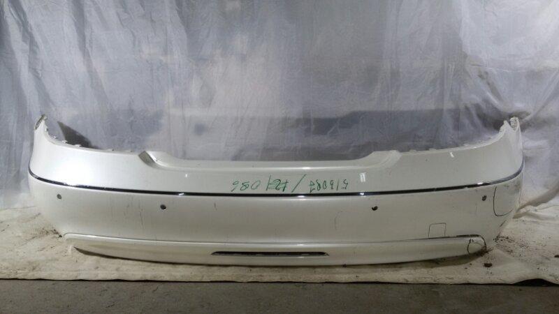 Бампер Mercedes-Benz Cls-Class C218, X218 2013 задний