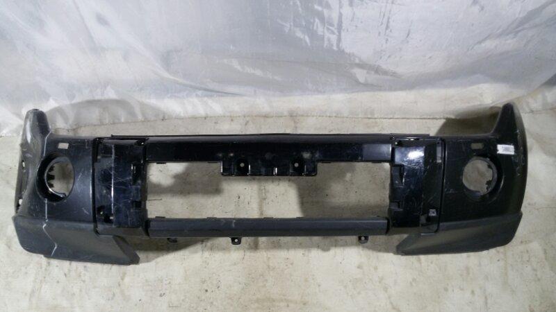 Бампер Mitsubishi Pajero V83W, V86W, V87W, V88W, V93W, V96W, V97W, V98W 4M40, 4M41, 6G72, 6G75 2008 передний