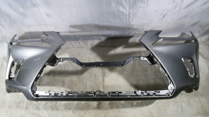 Бампер Lexus Nx200, Nx200T, Nx300H AGZ10, AGZ15, AGZ15L, AYZ10, AYZ15, ZGZ10, ZGZ15, ZGZ15L 2AR-FXE, 3ZR-FAE, 8AR-FTS 2018 передний