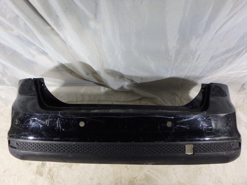 Бампер Ford Focus CB8 T3DA, T3DB 2013 задний