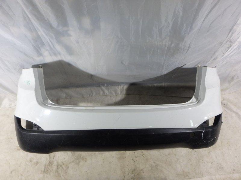 Бампер Hyundai Ix35 LM 2014 задний
