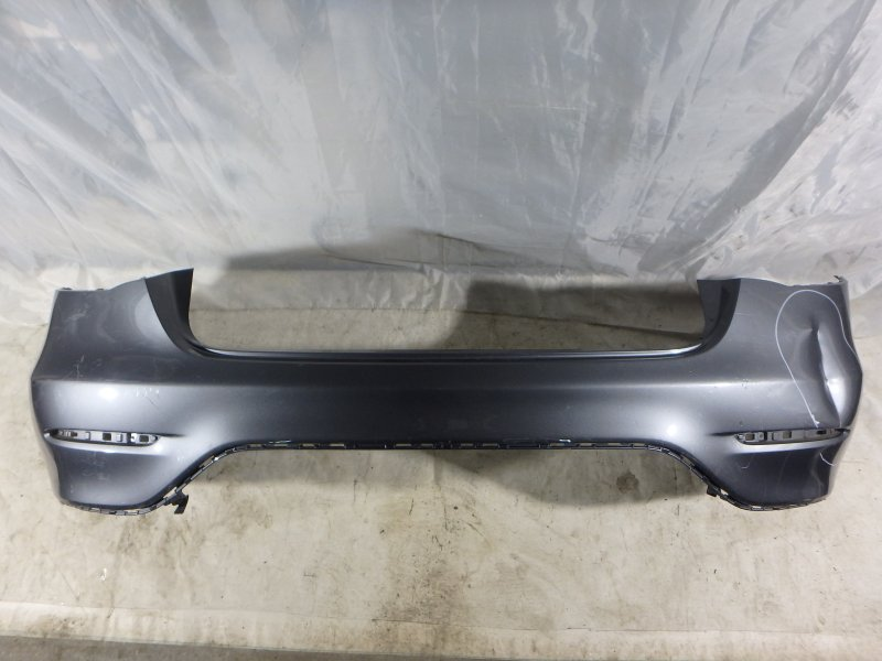 Бампер Mercedes-Benz Glc-Class C253 M274E20, M276DE30LA, M651D22, OM642 2018 задний