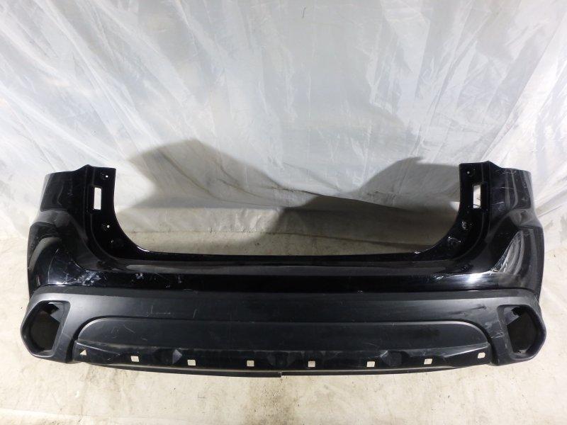 Бампер Mitsubishi Outlander GF2W, GF3W, GF4W, GF6V, GF6W, GF7W, GF8W, GG2W, 3 4B11, 4B12, 4J11, 4J12, 4N14, 6B31 2018 задний