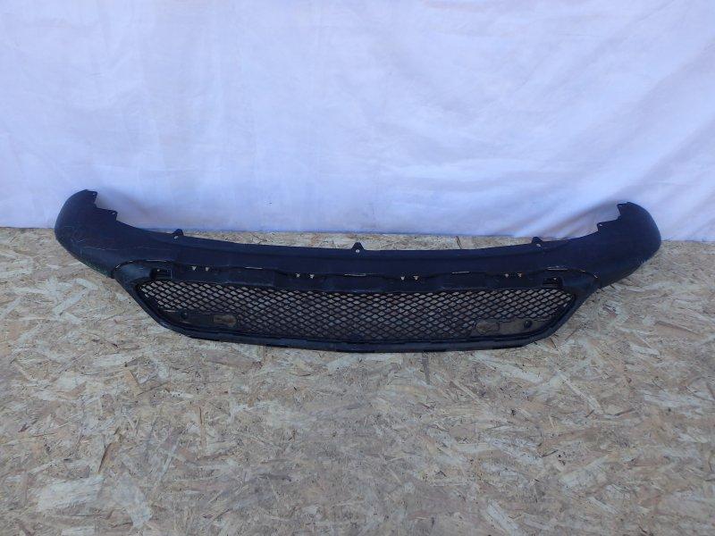 Накладка на бампер Mercedes-Benz Glc-Class C253, X253 M274E20, M276DE30LA, M651D22, OM642 2019 передняя