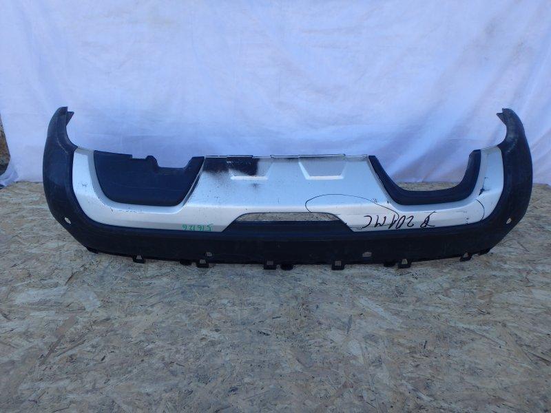 Накладка на бампер Lada Vesta Sw Cross 2180, 2181, GAB H4MK, ВАЗ-21179 2018 задняя