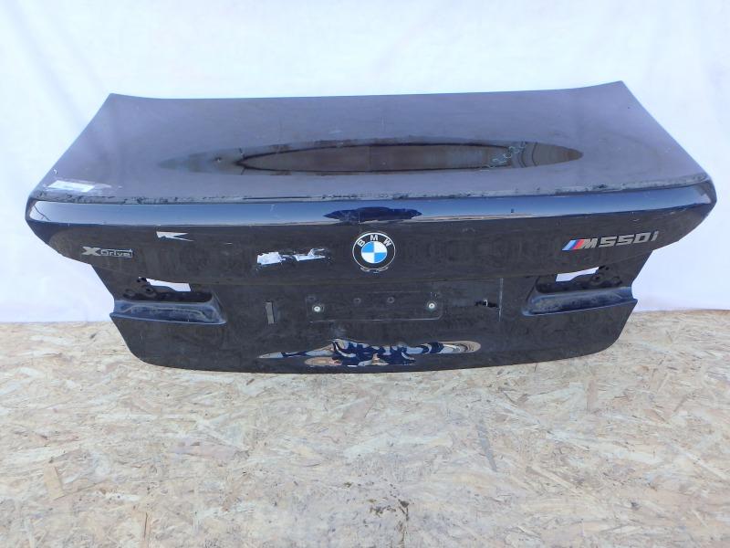 Крышка багажника Bmw 5-Series G30, G31 B47D20, B48B20, B57D30, B58B30 2017