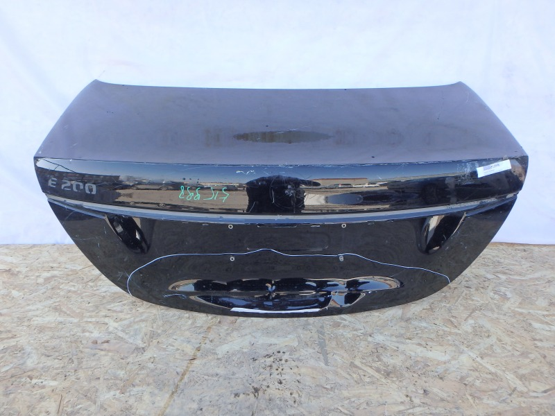 Крышка багажника Mercedes-Benz E-Class W213 M177DE40LA, M274E16, M274E20, M276DE30LA, M276DE35LA, OM642, OM654 2018