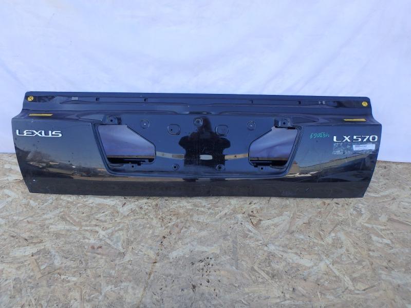 Дверь багажника Lexus Lx570 URJ201 1VDFTV, 3URFE 2012