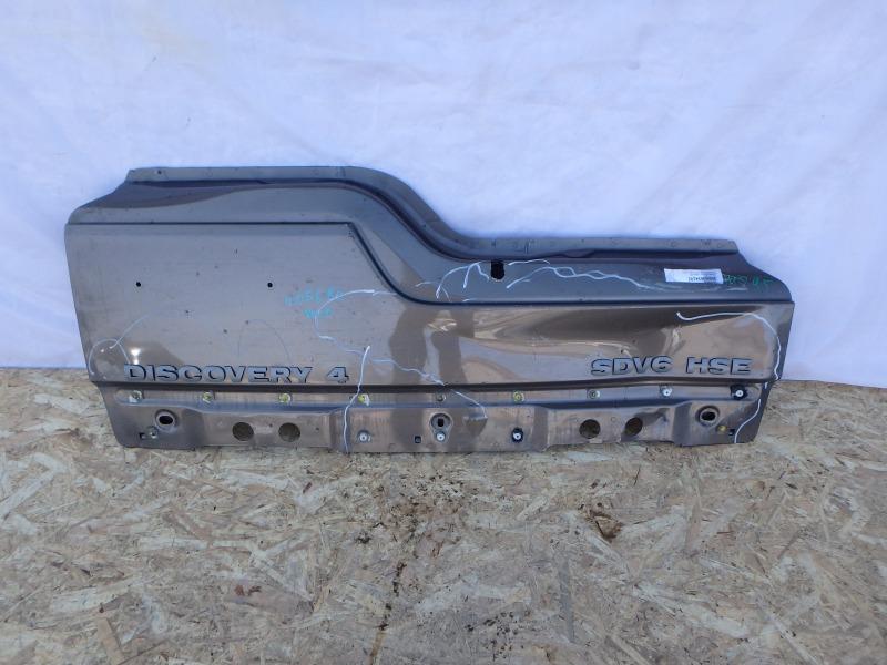 Дверь багажника Land Rover Discovery L319 306DT, 30DDTX, LR-V6, AJ126, 508PN 2011 задняя