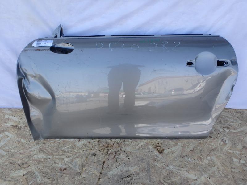 Дверь боковая Mini Cooper F55, F56, F57 B37C15, B38A12, B38A15, B47C20A, B48A20 2016 передняя левая
