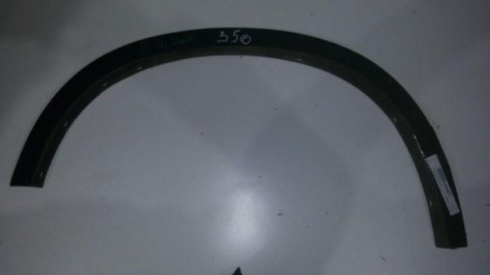 Накладка на крыло Bmw X1 F48, F49 B38A15M0, B47D20, B48A20M0, B48B20 2015 задняя правая