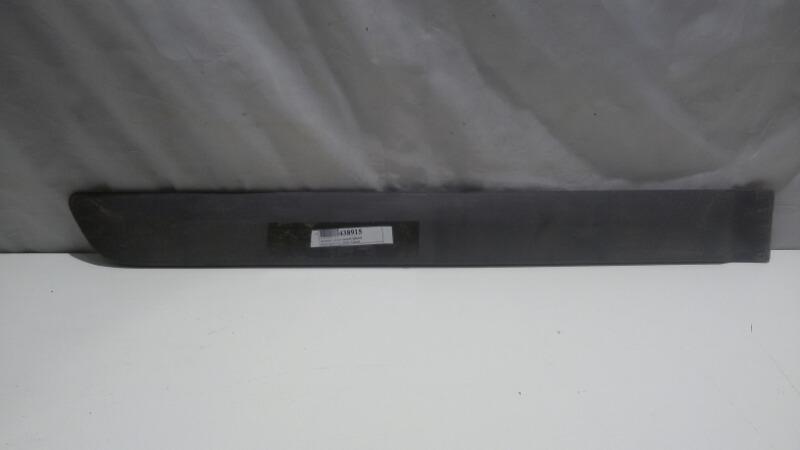 Накладка на дверь Lada Largus F90, R90 K4M, K7M, BAZ11189, BAZ21129 2018 задняя правая