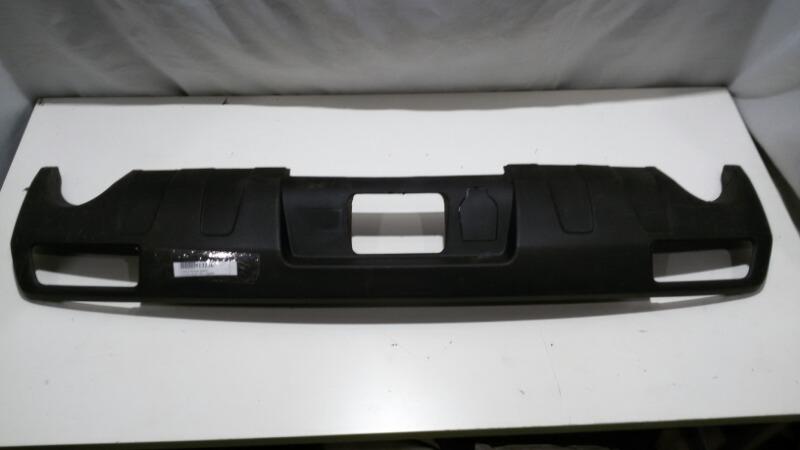 Накладка на бампер Honda Pilot YF4 J35Z4 2013 задняя