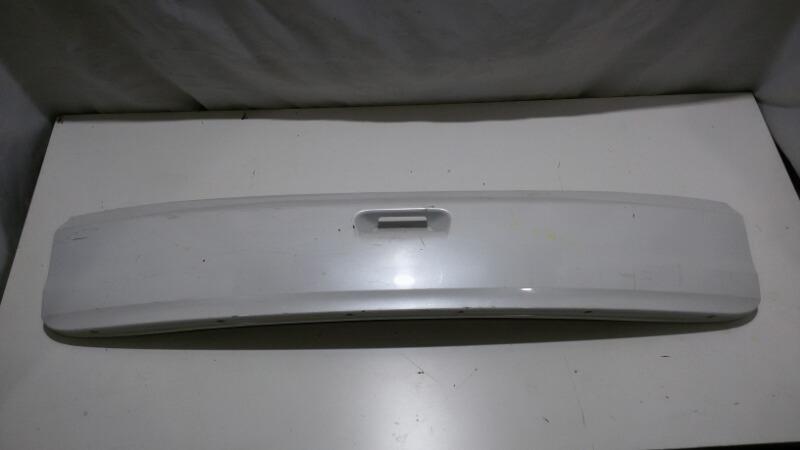 Накладка на дверь багажника Honda Cr-V RE5, RM1, RM3, RM4 2014 задняя