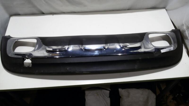Накладка на бампер Mercedes-Benz Gla-Class X156 M133E20, M270E16, M270E20, M651D22, OM607 2013 задняя