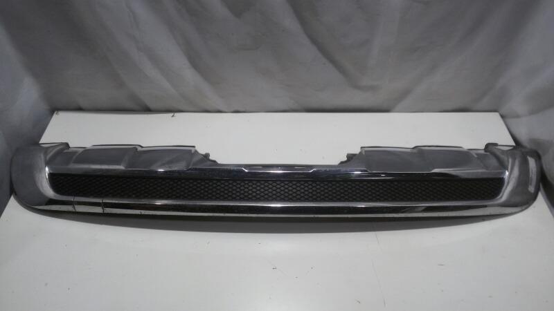 Накладка на бампер Mercedes-Benz M-Class W166 M276DE30LA, M276DE35, M651D22G4, OM642, M278DE46LA 2013 задняя