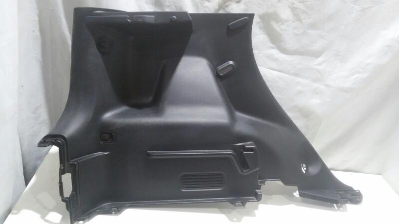 Обшивка-пластик багажника Kia Soul PS, SK3 D4FB, G4FD, G4NA 2015 левый