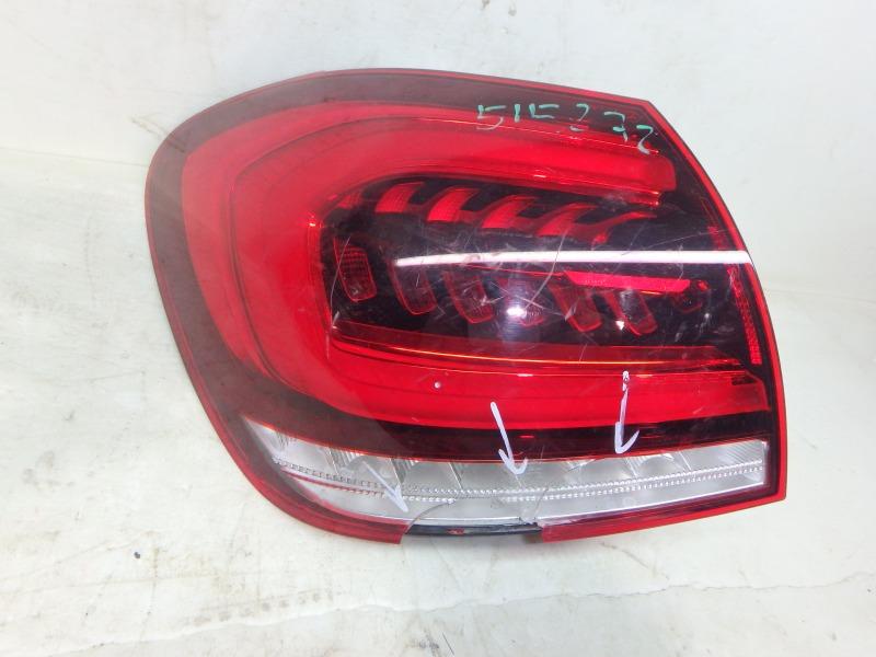 Задний фонарь Mercedes-Benz A-Class W177 M282DE14 AL, M260DE20AL, M139 2019 задний левый