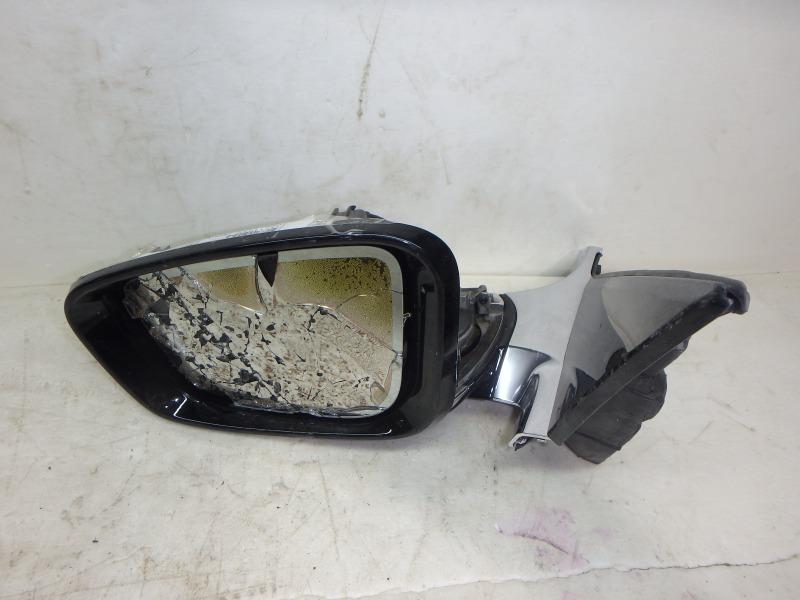 Зеркало заднего вида боковое Bmw 7-Series G11, G12 B48B20, B57B30TOP, B57D30, B58B30M0, N63B44TU 2015 левое