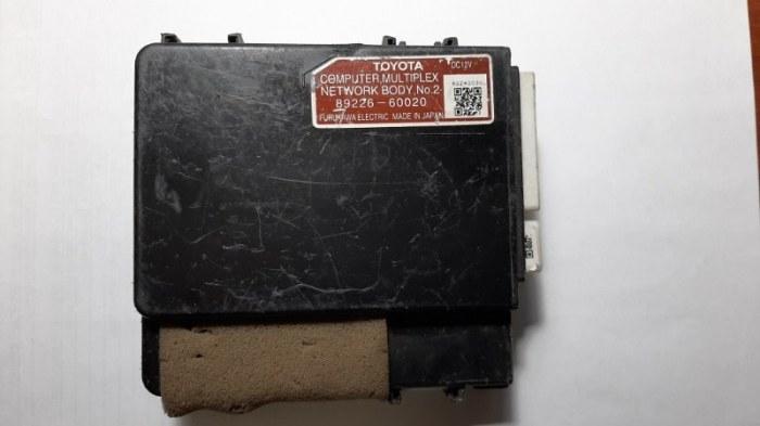Блок управления Lexus Lx470 UZJ100 2UZ-FE 2005