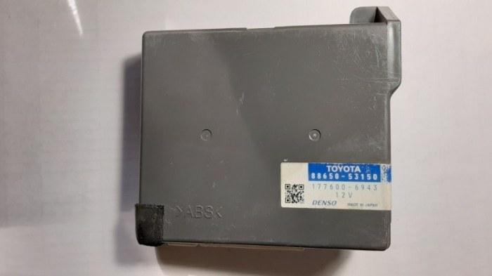 Блок управления климат-контролем Lexus Is250 GSE20 4GR-FSE 2007