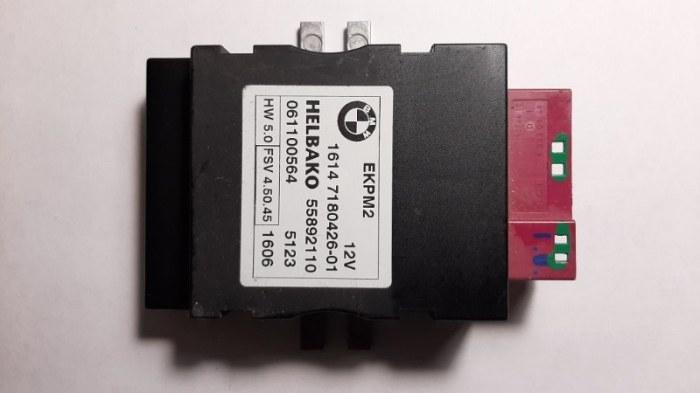 Блок управления Bmw 3-Series E90 N52B25 2006