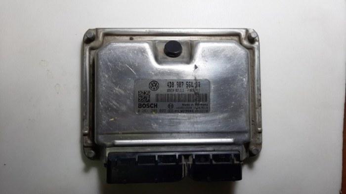 Блок управления двс Volkswagen Touareg 7LA AXQ 2005