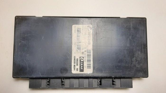 Блок управления Bmw 5-Series E60 N52B25A 2006