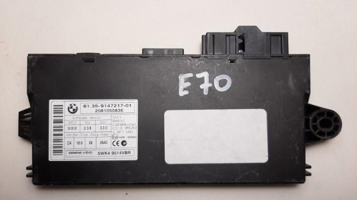 Блок управления Bmw X5 E70 M57TU2D30 2008