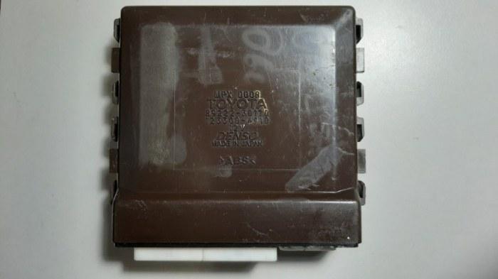 Блок управления дверями Lexus Gs450H GWS191 2GRFSE 2008
