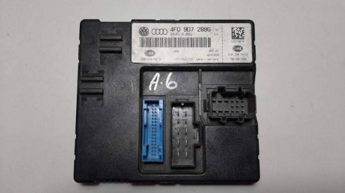 Блок управления Audi A6 C6, 4F2, 4F5, BDW 2004, 2005, 2006, 2007, 2008