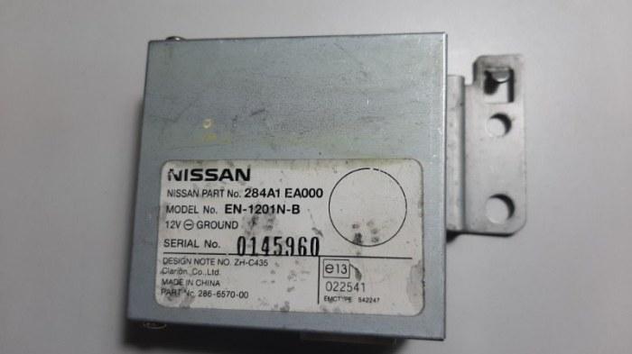 Реле Nissan Pathfinder R51M YD25 2005