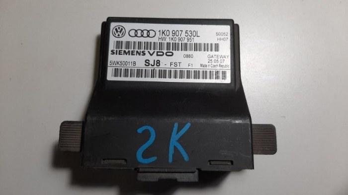 Блок управления Volkswagen Caddy 2KB BSE 2007