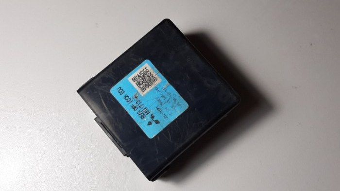 Блок управления Mitsubishi Pajero Sport KH4W 4D56 2012