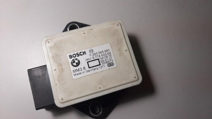 Датчик ускорения Bmw 5-Series E60 N52B25A 2007