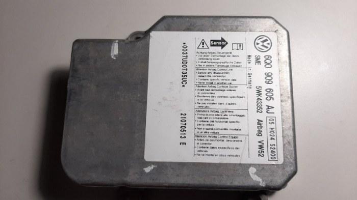 Блок управления air bag Volkswagen Caddy 2KB BSE 1.6 2007
