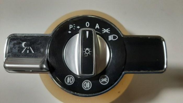 Блок управления светом Mercedes-Benz S-Class W221 M273.961 2008