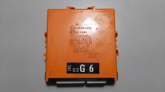 Блок управления светом Lexus Gs450H GWS191 2GR-FSE 2008