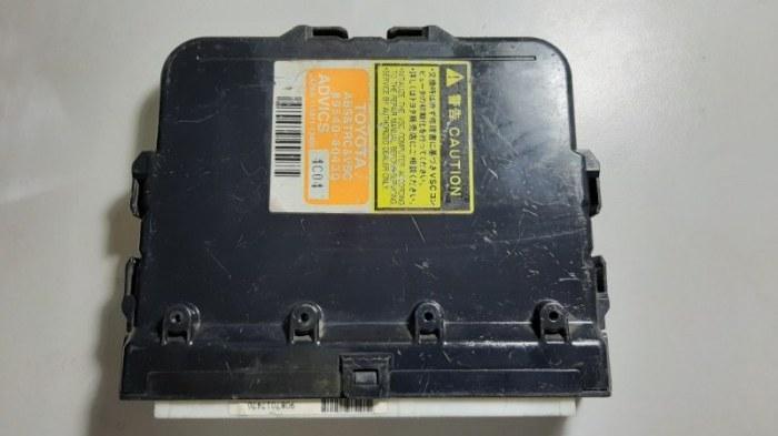Блок управления Lexus Lx470 UZJ100 2UZ-FE 2004