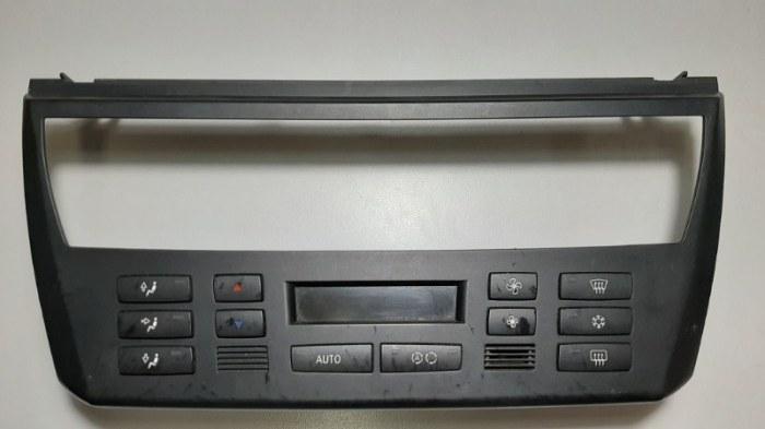 Блок управления климат-контролем Bmw X3 E83 N52B30 2007