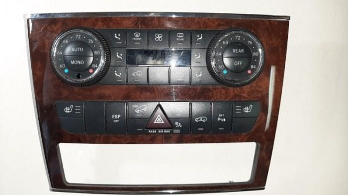 Блок управления климат-контролем Mercedes-Benz Gl-Class X164 M273.923 2006