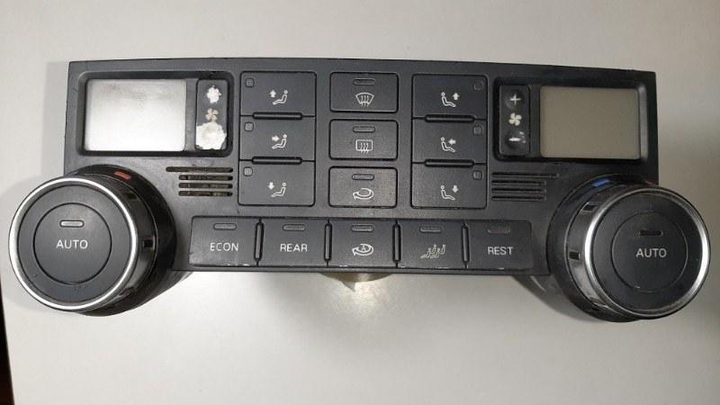 Блок управления климат-контролем Volkswagen Touareg 7LA AXQ 2005