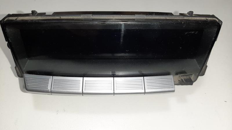 Блок управления климат-контролем Mercedes-Benz S-Class W221 M273.961 2008