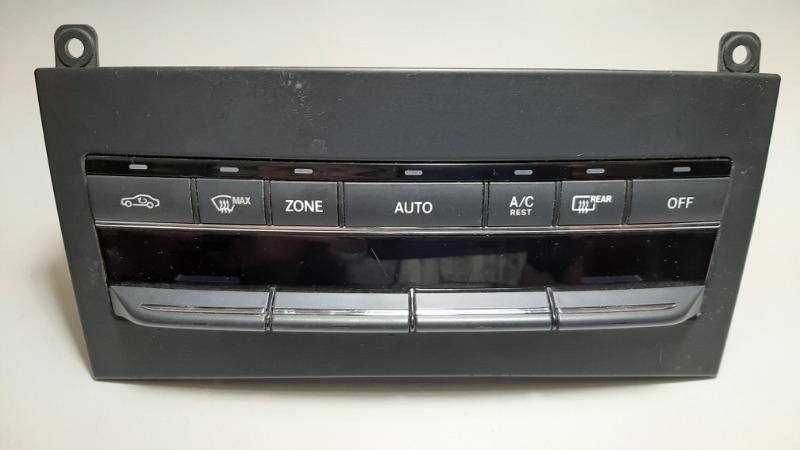Блок управления климат-контролем Mercedes-Benz E-Class W212 M271.860 2012