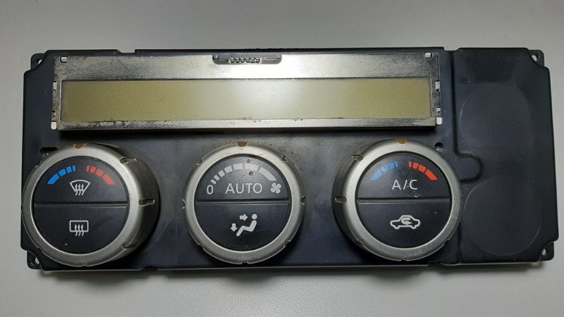 Блок управления климат-контролем Nissan Pathfinder R51M YD25 2005
