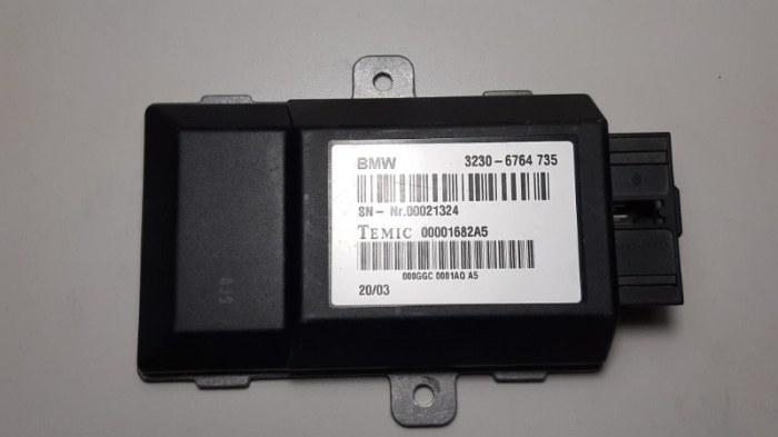 Блок управления электроусилителем руля Bmw 7-Series E65 N62B44A 2003
