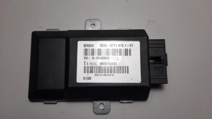 Блок управления электроусилителем руля Bmw 7-Series E66 N62B40A 2006