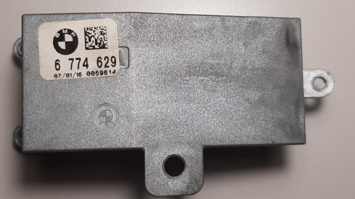 Датчик положения руля Bmw 5-Series E60 N52B25A 2007