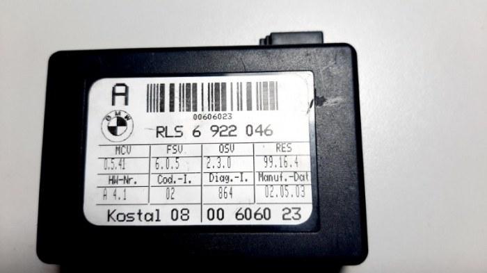Датчик дождя Bmw 7-Series E65 N62B44A 2006