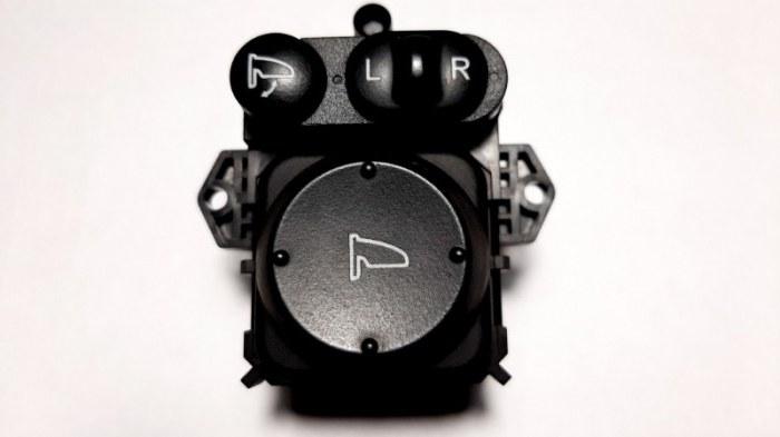 Блок управления зеркалами Honda Accord CU2 K24Z3 2011 передний левый